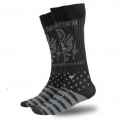 In God We Trust Sock