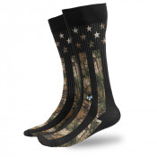 Camo Stars & Stripes Sock