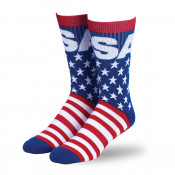Star and Stripes Sock