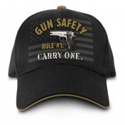 Gun Safety Hat