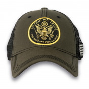 In God Patch Hat