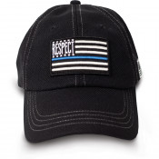 Respect Blue Flag Hat